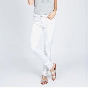 White Calvin Klein Jeans Size: 32